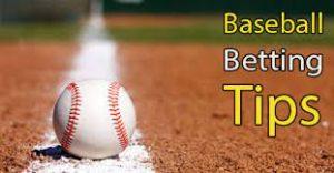 The Secrets of Baseball Betting - 3 Basic Tips to Help You Make Money With Betting on Baseball